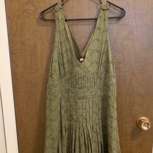 Anthroplogie Tapemeasure Dress